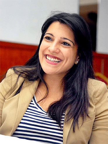 Indian American Reshma Saujani hopes to become the next United States Congresswoman from New York