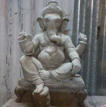 Eco-friendly Ganesha? What's that?