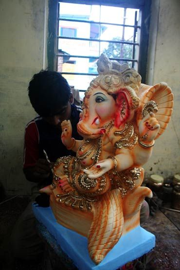 PoP Ganesha: Commercialism to blame?