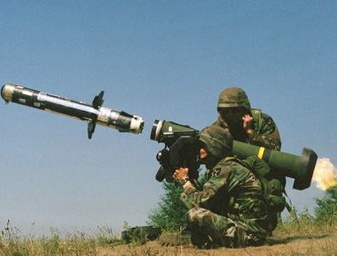 Javelin anti-Tank missile