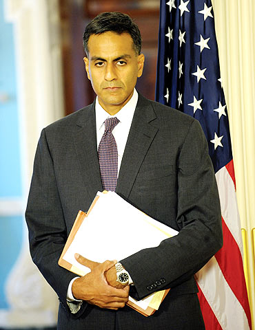 US Assistant Secretary of State Richard Verma