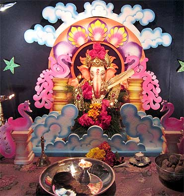 Readers' Ganpati pics: From Chennai to Sydney