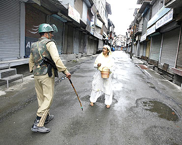Political battle helps separatists and terrorists