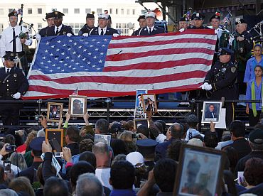 Remembering the victims of 9/11