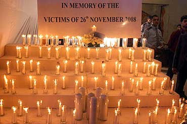 Remembering victims of 26/11