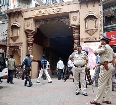 Mumbai cops gear up for Ganesh immersion