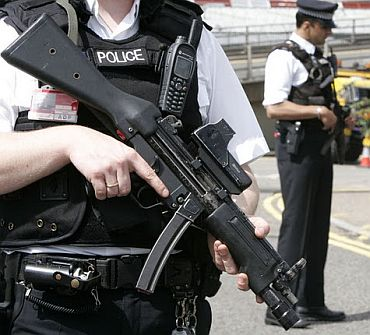 Britain's terror threat level remains at 'severe'