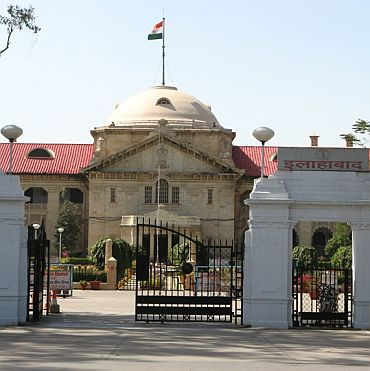 The Allahadbad high court