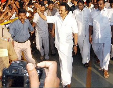 DMK son rise: When will Stalin take over party reins?