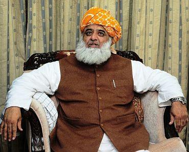 Jamiat Ulema e Islam chief Maulana Fazlur Rehman