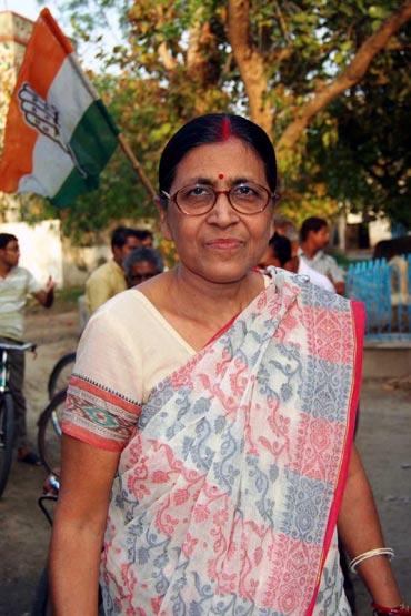 Homemaker Shivani Dutta