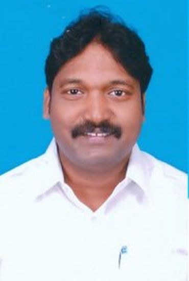 DMK has announced loyalist M Prabhakaran's name as the candidate from Perambalur