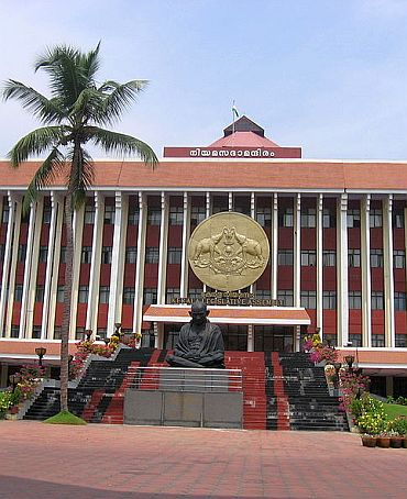 The Kerala assembly