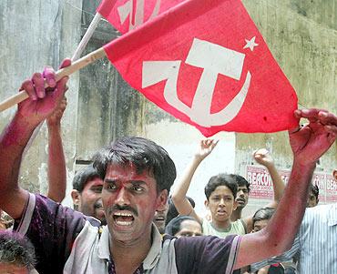 A CPI-M rally