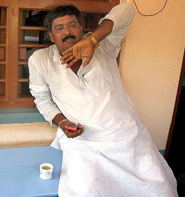 Dipak Chatterjee of the Forward Bloc