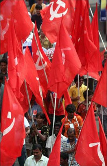 'There are some black sheep in CPI-M'