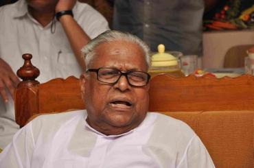 Kerala Chief Minister V S Achuthanandan