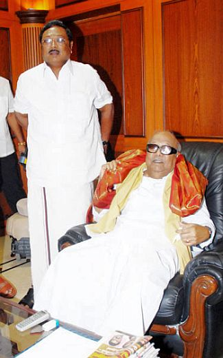 Why Alagiri is southern TN's 'undisputed' leader