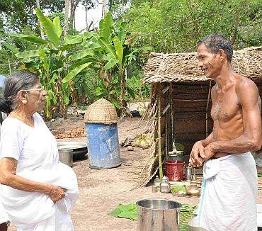Talking to a Cherthala voter