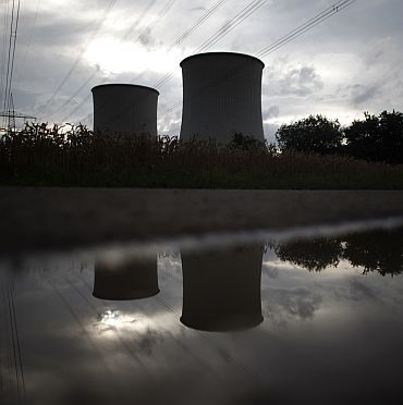 Indian reactors will soon shut on slightest tremor
