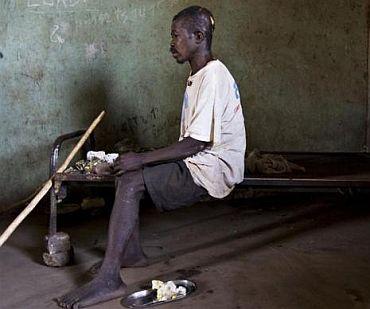 Jean-Marie Anigbishe, Uganda