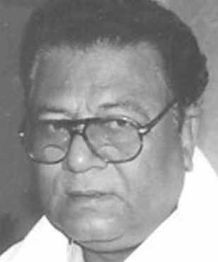Author Samaresh Majumdar