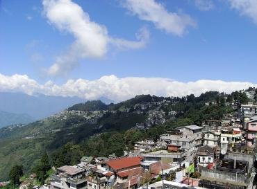 Darjeeling is a popular hill station