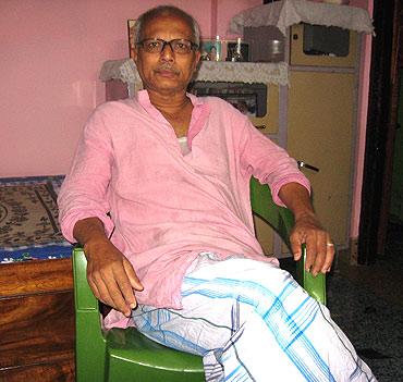 CPI-M zonal secretary Rathish Dasgupta