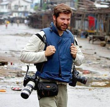 Getty Images Photographer Chris Hondros