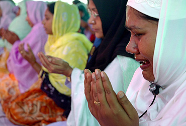 'Muslims in Bengal lagging in progress'