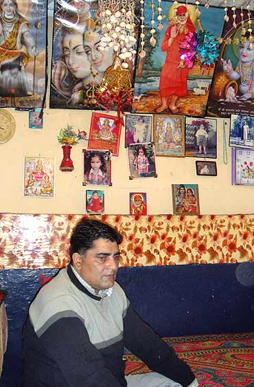 Ravinder Raina was 22 when he had to flee his home in Anantnag district