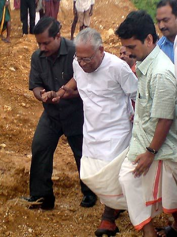 Why Kerala CM is walking Anna Hazare's path