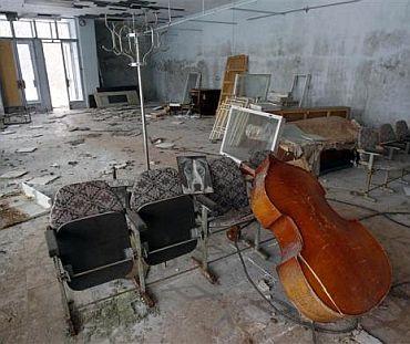 Chernobyl, 25 years since nightmare began