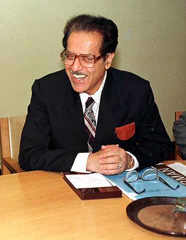 Saifuddin Soz