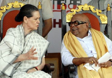 2G irony: Now Congress banks on JPC not PAC - Rediff.com News