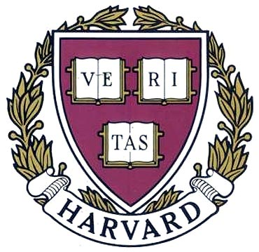 Harvard University logo