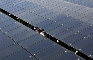 Solar photovoltaics will be installed on rooftops in schools