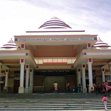 Siddaganga Mutt in Tumkur