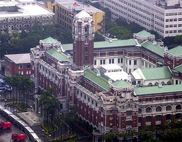 Presidential Office Building, Taiwan