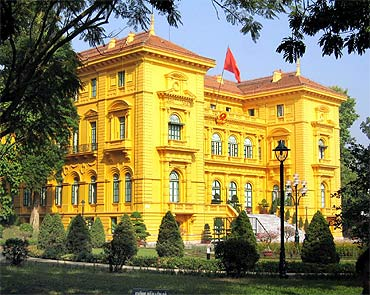 Presidential Palace, Vietnam