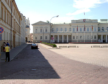 Vilnius' Presidential Palace, Lithuania