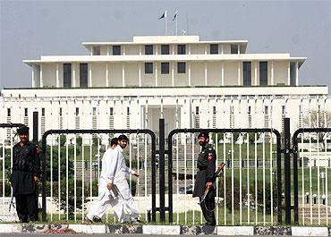 Aiwan-e-Sadr, Pakistan