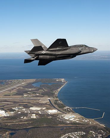 F-35 of the US Air Force