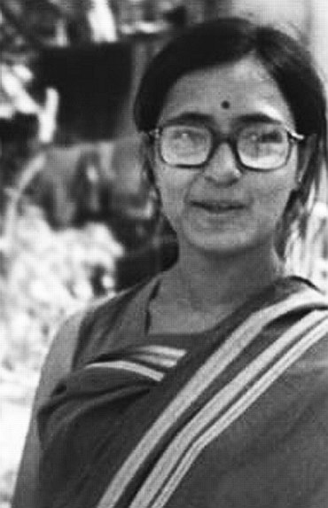 Anuradha Ghandy, the late Maoist leader