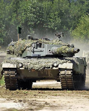 Leopard 2 (Germany)