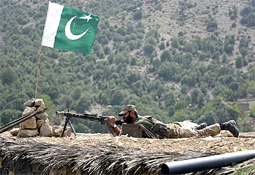 'Pakistan Army's focus on India will destroy it'