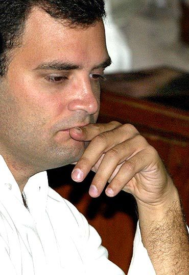 IN: Congress General Secretary Rahul Gandhi