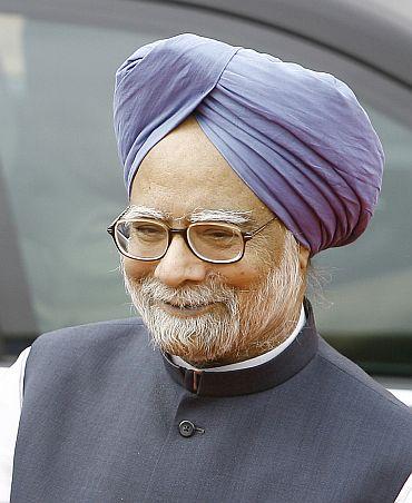 Prime Minister Manmohan Singh