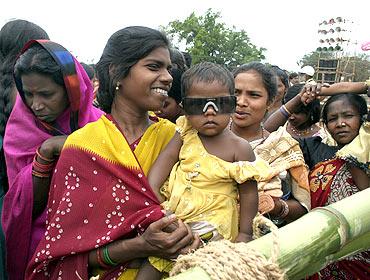 Kandhamal, Orissa