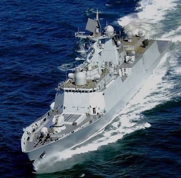 Wary Pakistan moves warships away from Karachi
